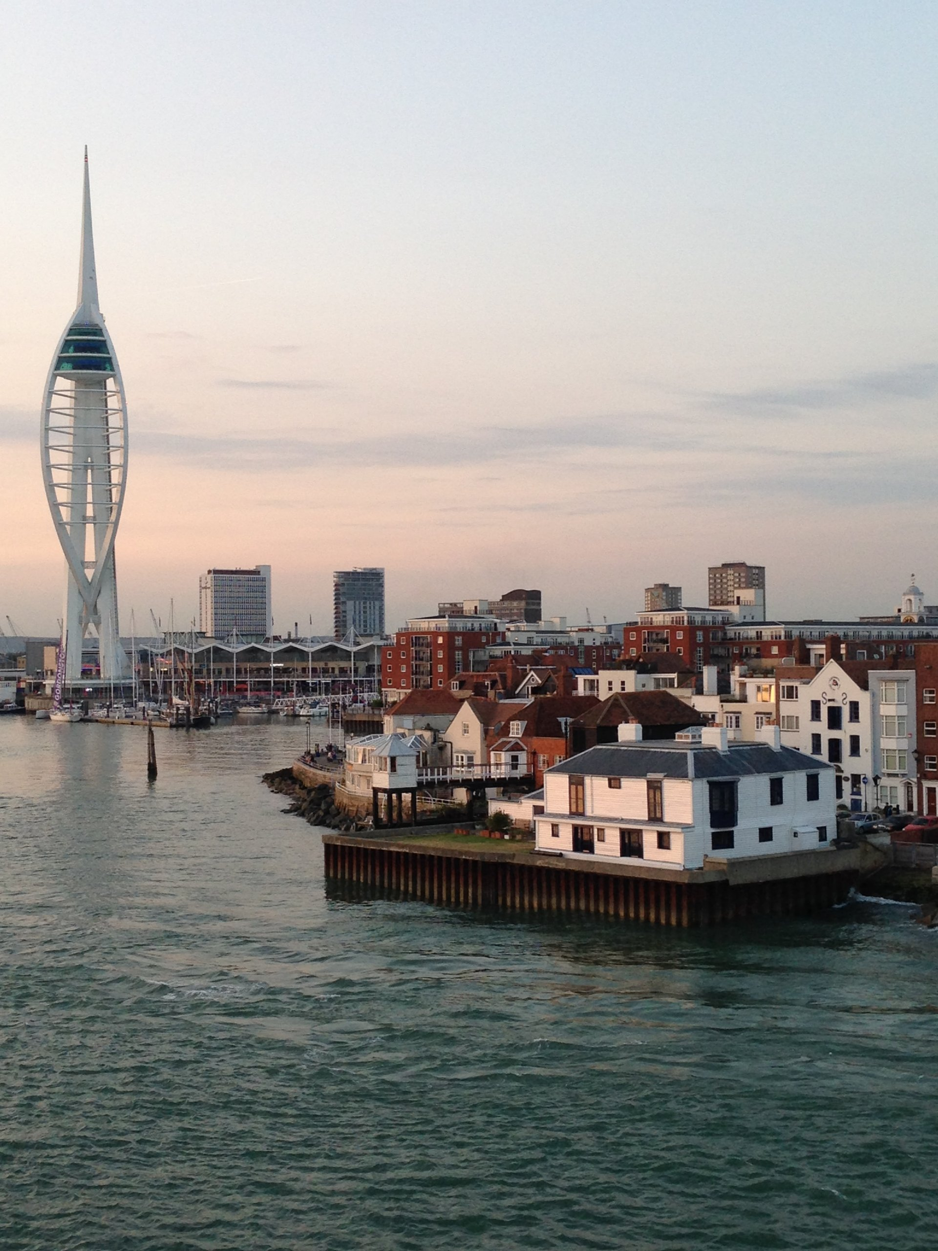 An image of Portsmouth city